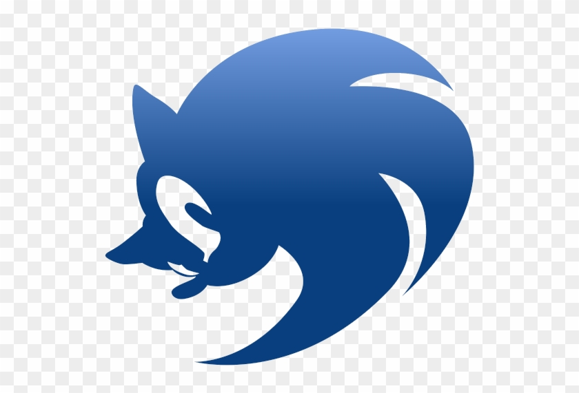 Sonic X Head Logo By Jiles Russel Sonic X Logo Png Transparent Png 820x520 2038522 Pngfind