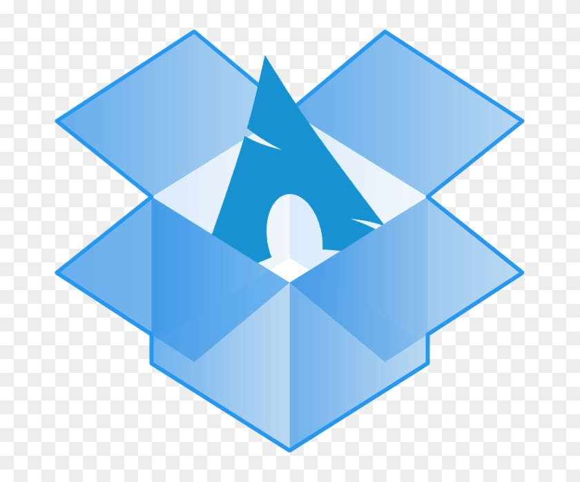 Install Dropbox In Command Line On Arch Linux, HD Png Download
