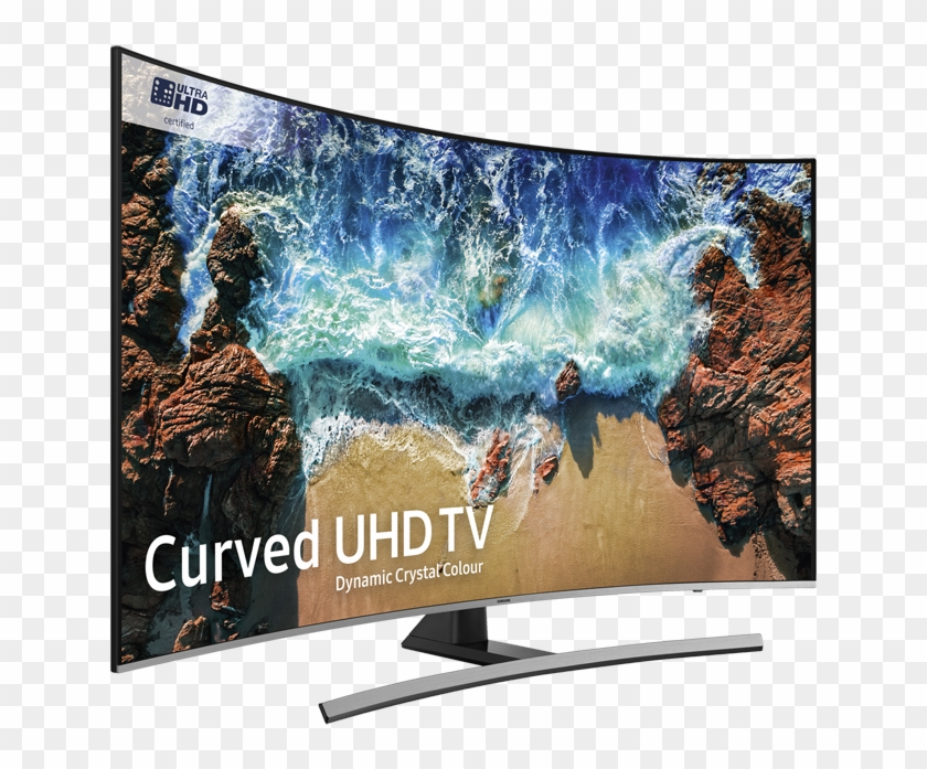 a72b84b17 Samsung Led Tv - Samsung Curved 65 Inch Tv, HD Png Download ...