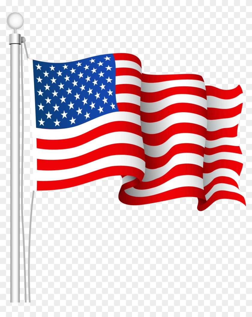 American Flag Free Flag Clip Art Clipart Cliparting American Flag Clip Art Png Transparent Png 1855x2108 214675 Pngfind