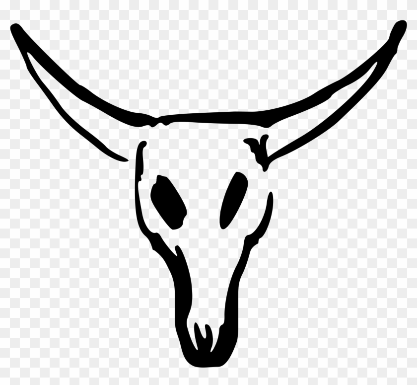 Deer head easy. Skull images free bull