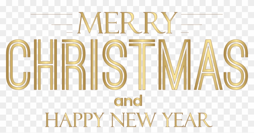 Merry Christmas 2019 Png Merry Christmas And Happy New Year Png, Transparent Png