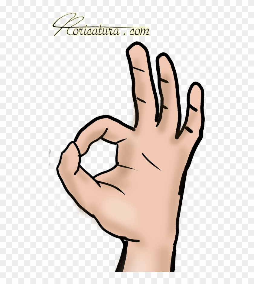 Mão Whatsapp Png - Sign Language, Transparent Png - 576x868(#2100368