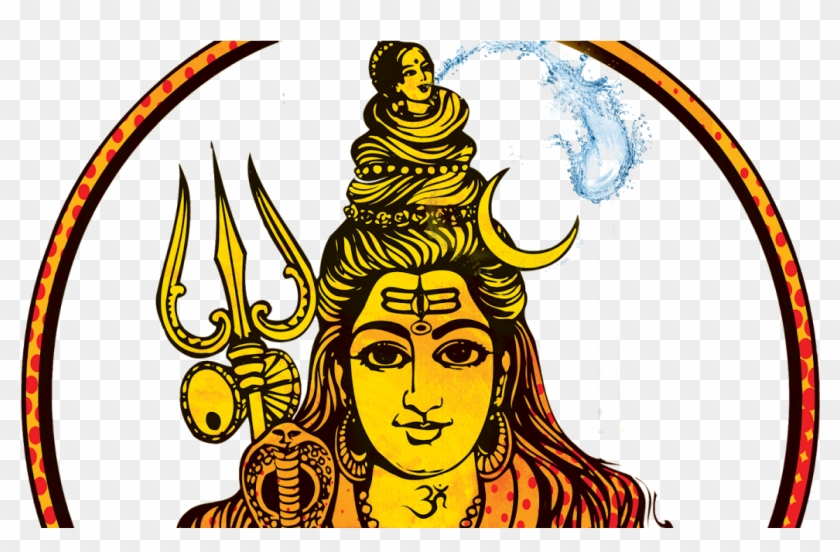 210 2101582 lord shiva with ganga devi png images hd