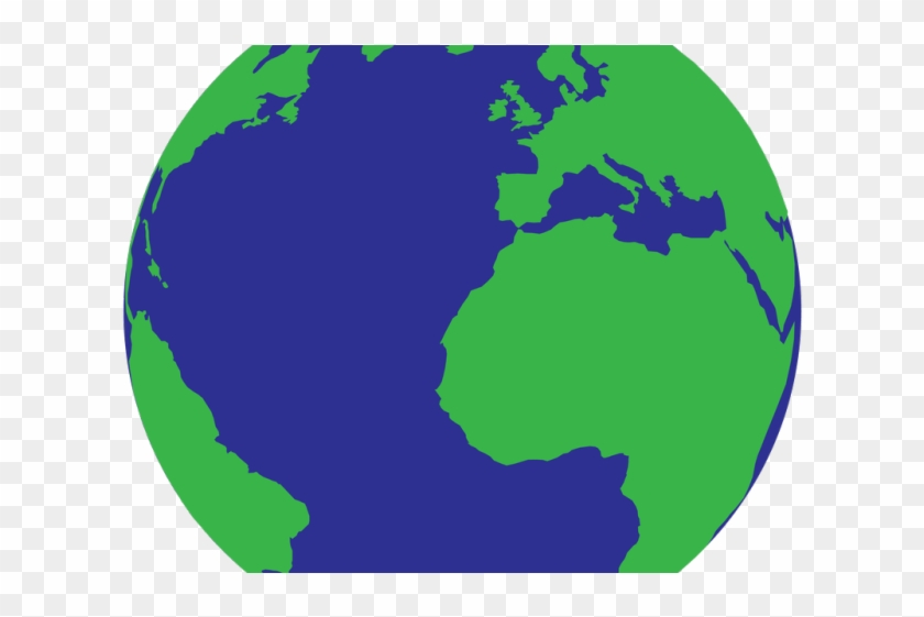 Planet Earth Clipart Glob - Earth Drawing Transparent