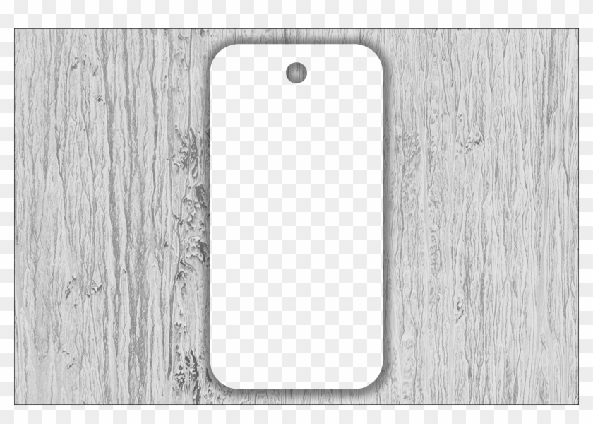 Blank Tag Template - Mobile Phone Case, HD Png Download