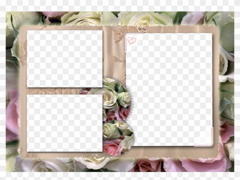 Wedding Frames Images Photoshop Collage 47478 - Flower