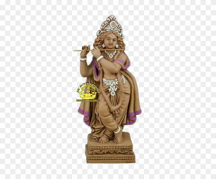 Jay Shree Krishna - Terracotta Krishna, HD Png Download