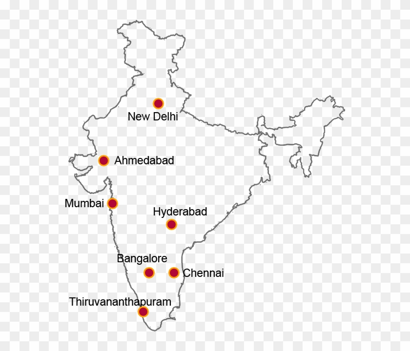 Ahmedabad Has Daily Flights To All Major Cities Of - India ...