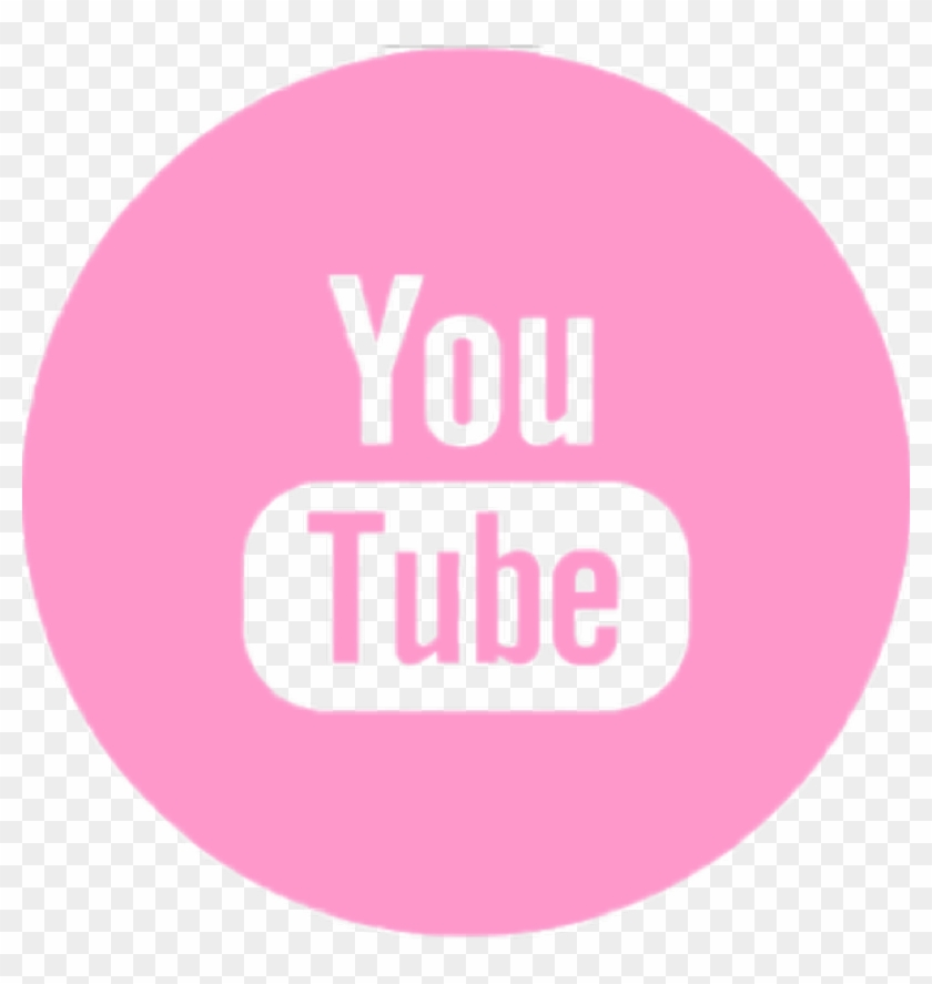 0533b2c5867dc youtube #logo #rosa - Logo Youtube Png Rosa, Transparent Png ...