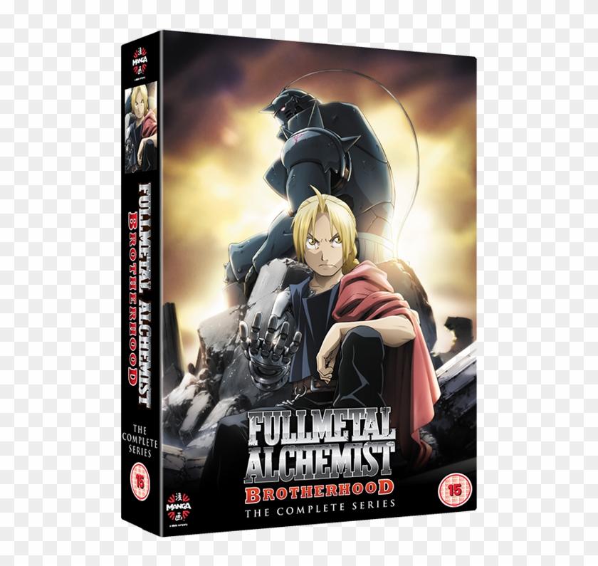 Fullmetal Alchemist Brotherhood The Complete Series - Fullmetal Alchemist Brotherhood Blu Ray ...