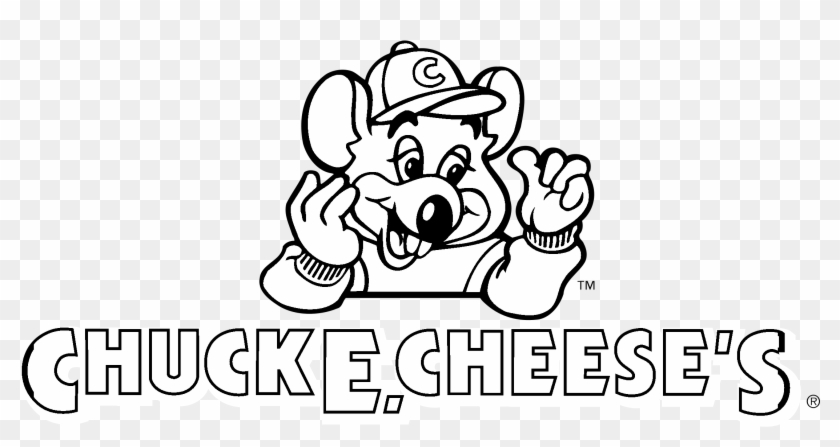 Chuck E Cheese S Logo Black And White Chuck E Cheese Coloring Pages Hd Png Download 2400x2400 2125167 Pngfind