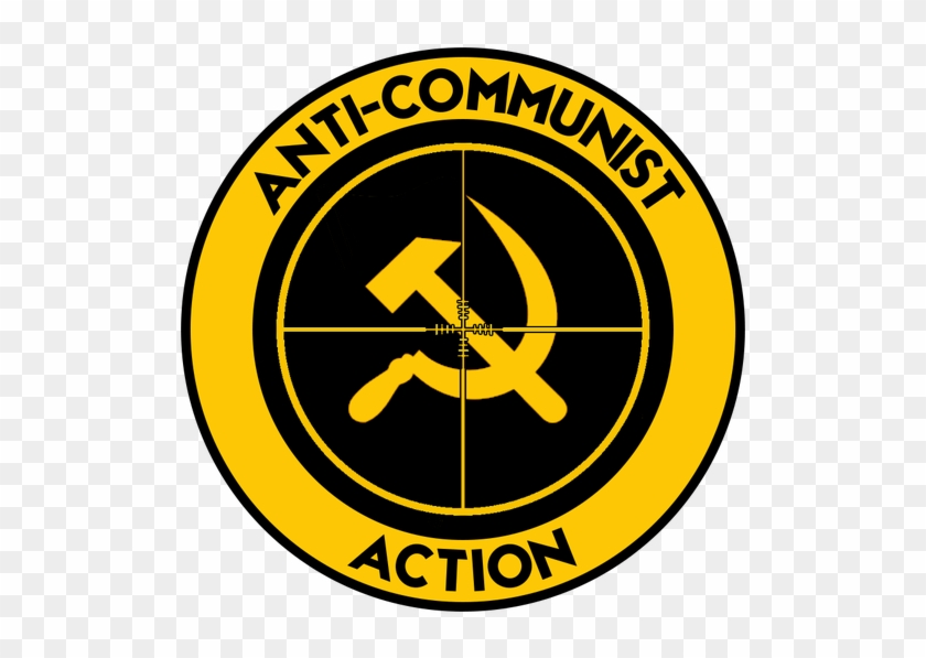 Anti-communist Action - Anti Communist Action Sticker, HD
