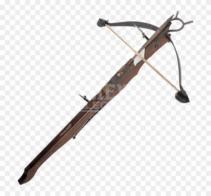 Medieval Crossbow Png - Traditional Crossbow, Transparent Png
