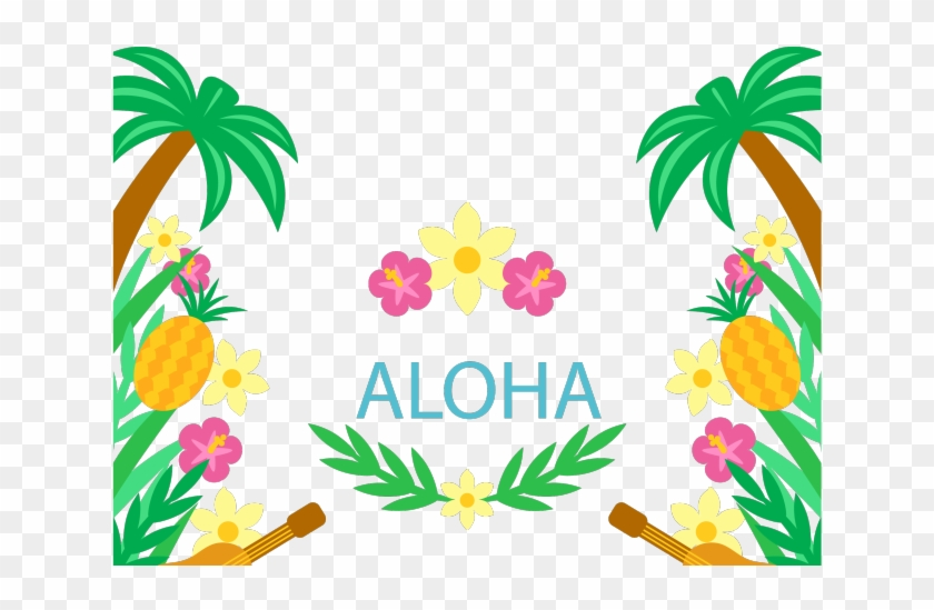 Transparent Background Aloha Png, Png Download - 640x480(#2141087