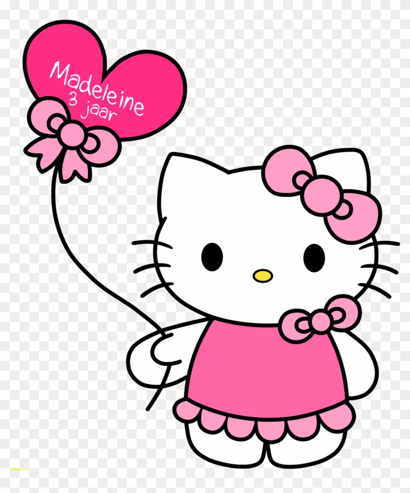 Hello Kitty Pictures Hello Kitty With Balloons Free Download Hello
