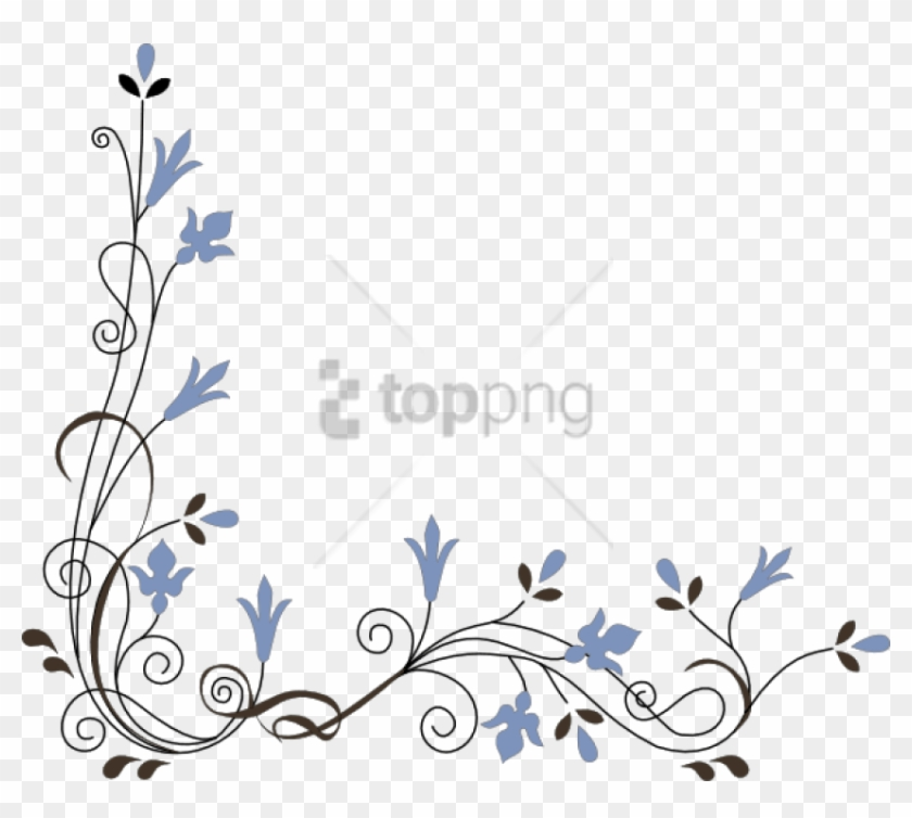 Free Png Colorful Floral Corner Borders Png Png Image Chart Paper Border Designs Easy Transparent Png 850x723 2161634 Pngfind,Sample Technical Design Document Template