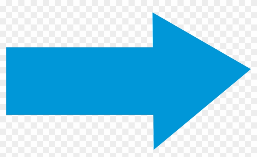 Seta Colorida Png Blue Arrow Icon Png Transparent Png 1352x762 2181372 Pngfind