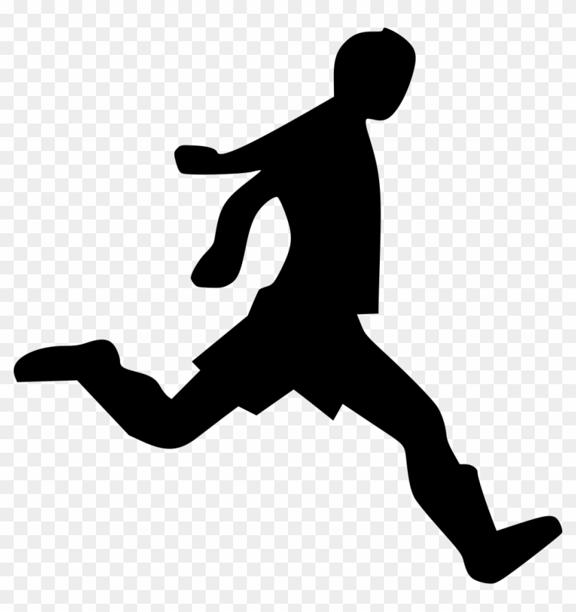 Football Player Silhouette Soccer Icon Png Transparent