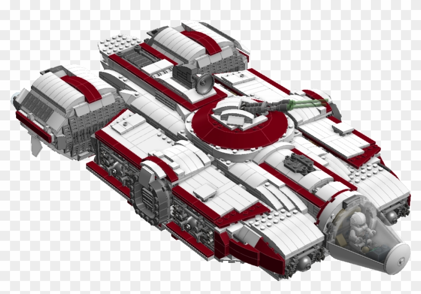 Lego Star Wars Yt 130 Light Freighter Lego Star Wars Freighter Hd