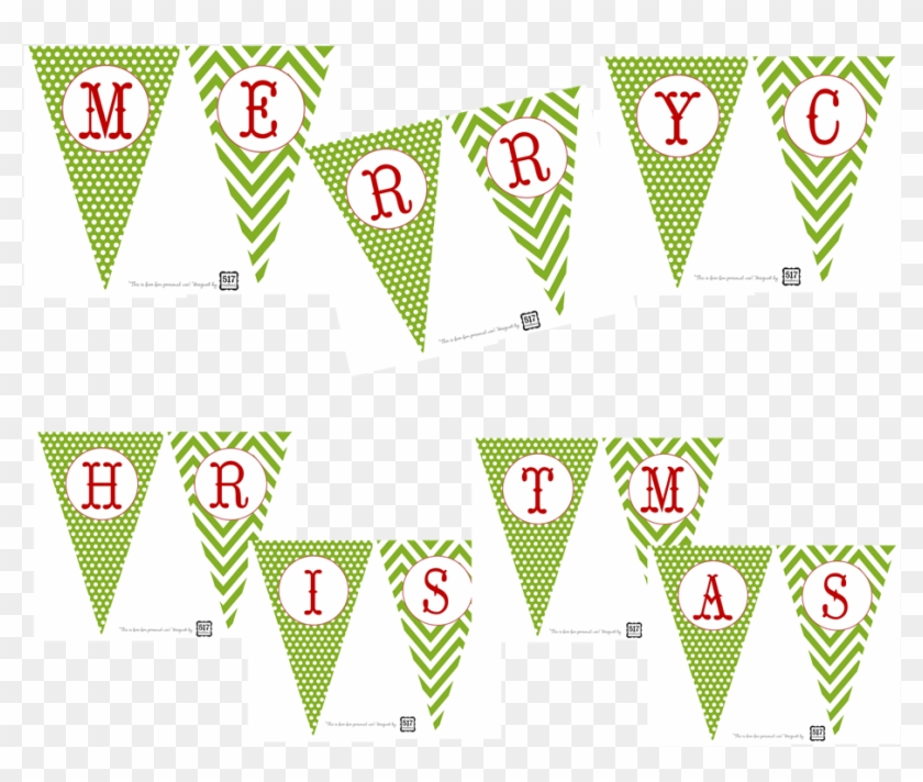 graphic about Merry Christmas Sign Printable called Merry Xmas Banner - Alphabet Merry Xmas Letters