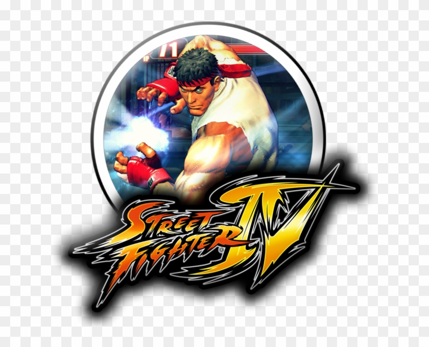 Download Street Fighter Iv Png Hd Street Fighter Iv Icon