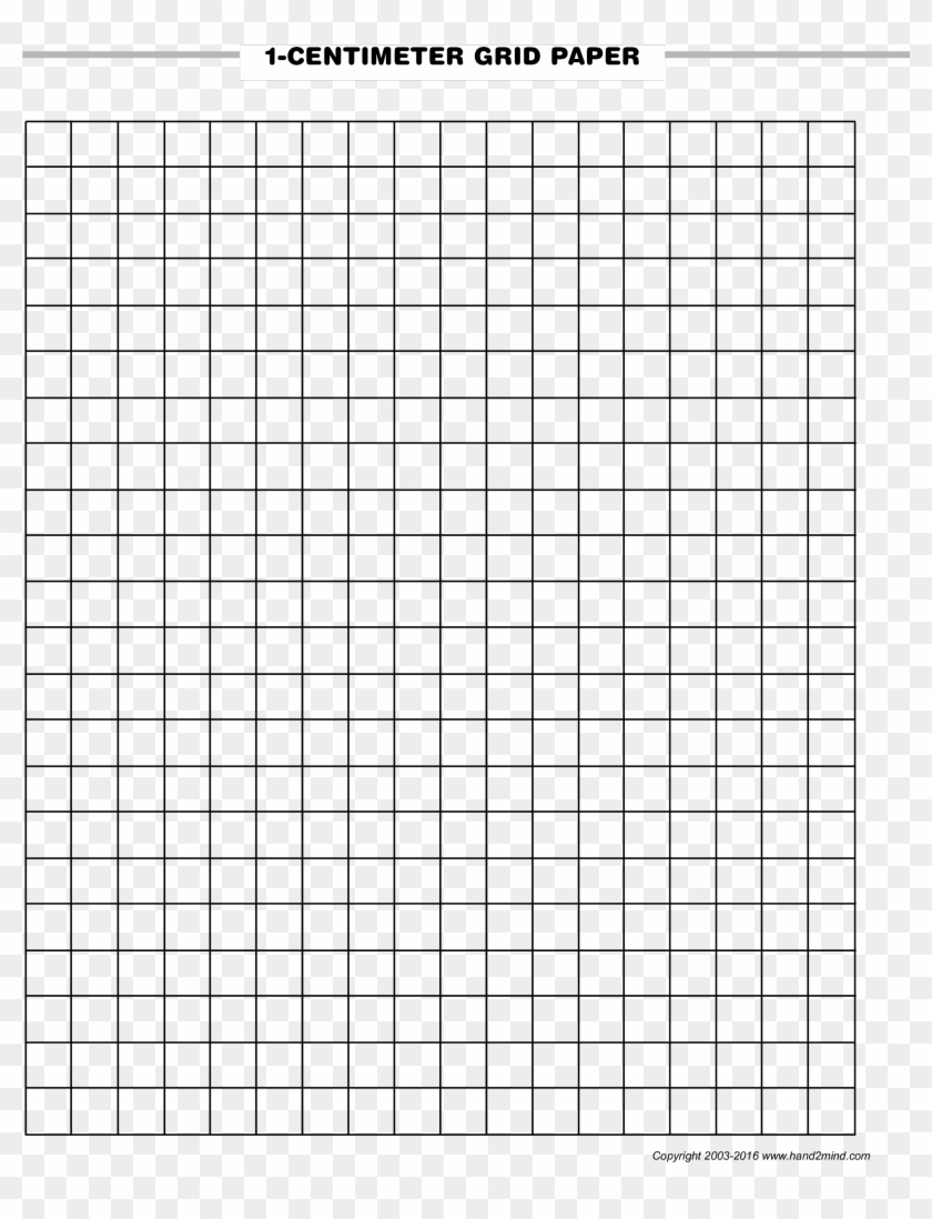 graphic about Printable Centimeter Grid Paper called Free of charge 1 Centimeter Grid Paper Templates At