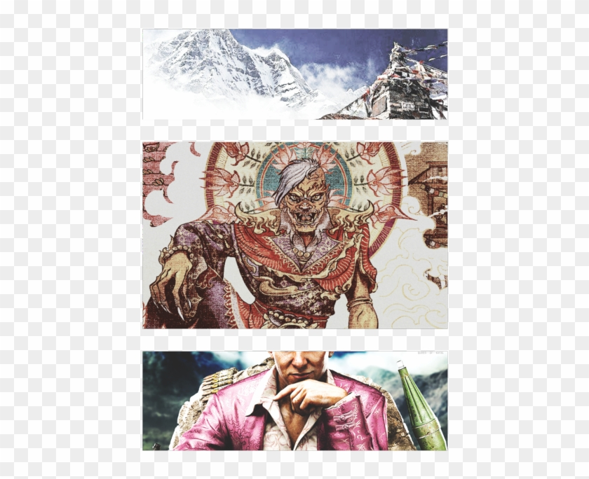far cry 4 pagan min png