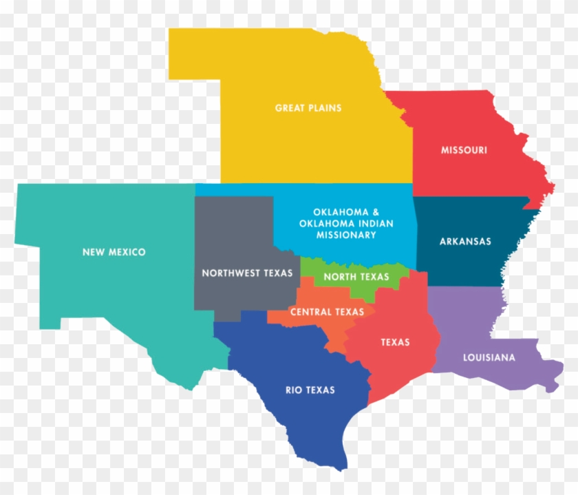 Map Of South Central Texas.Scj Map South Central Map Hd Png Download 1479x1197 2213440