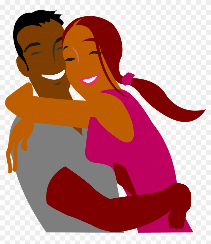 Png Black And White Library Black Cartoon Couples Image Couple