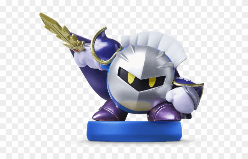 Interactive Figures - Meta Knight Amiibo Kirby Planet