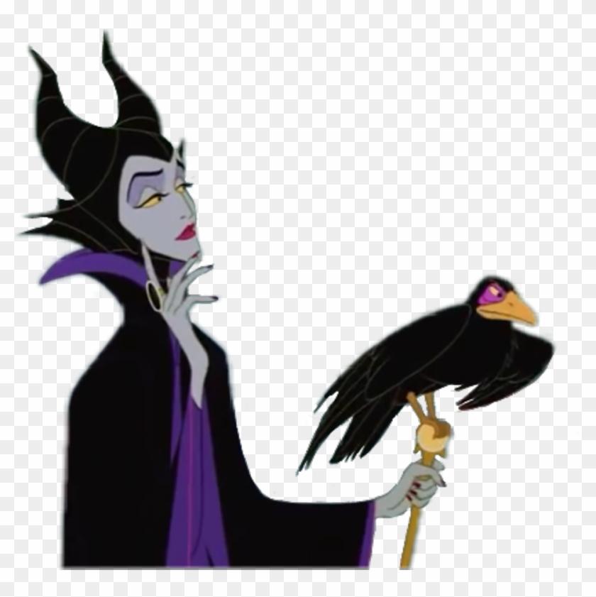 Maleficent Sticker Cartoon Hd Png Download 1024x911