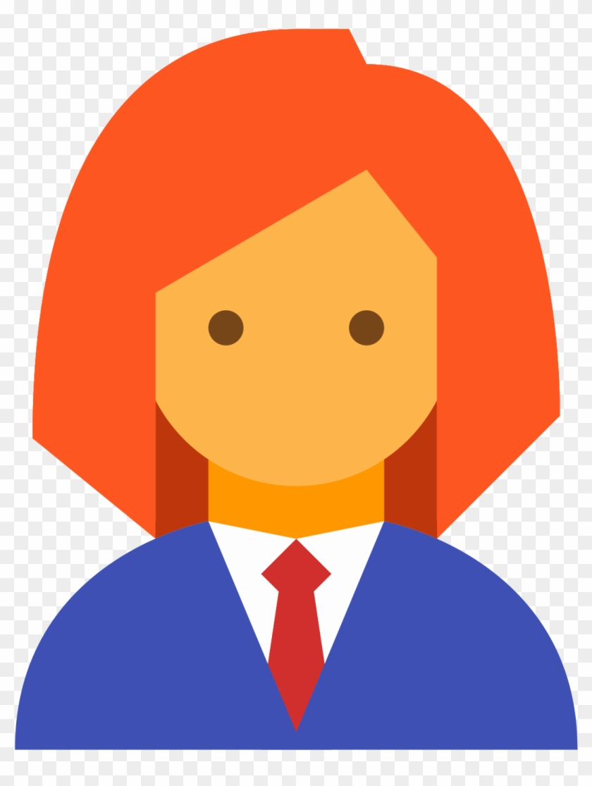 Woman Profile Icon - Icono De Policia Png, Transparent Png