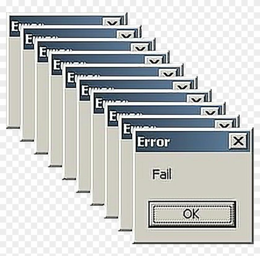 Error Windows Tumblr Aesthetic Aesthetic Windows Error Png Transparent Png 1024x961 2277636 Pngfind