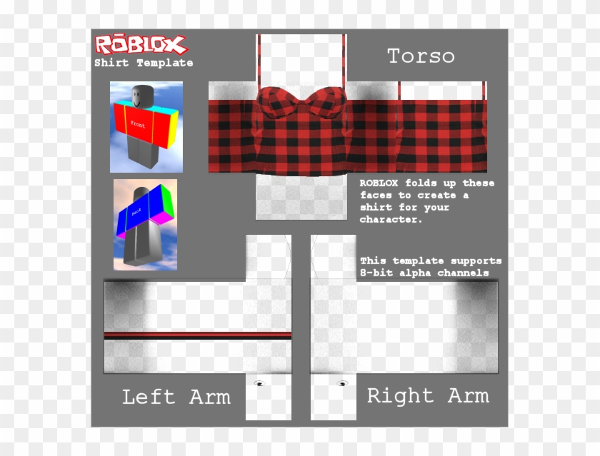 Just Go To Https Roblox Shirt Template Girl Hd Png Download