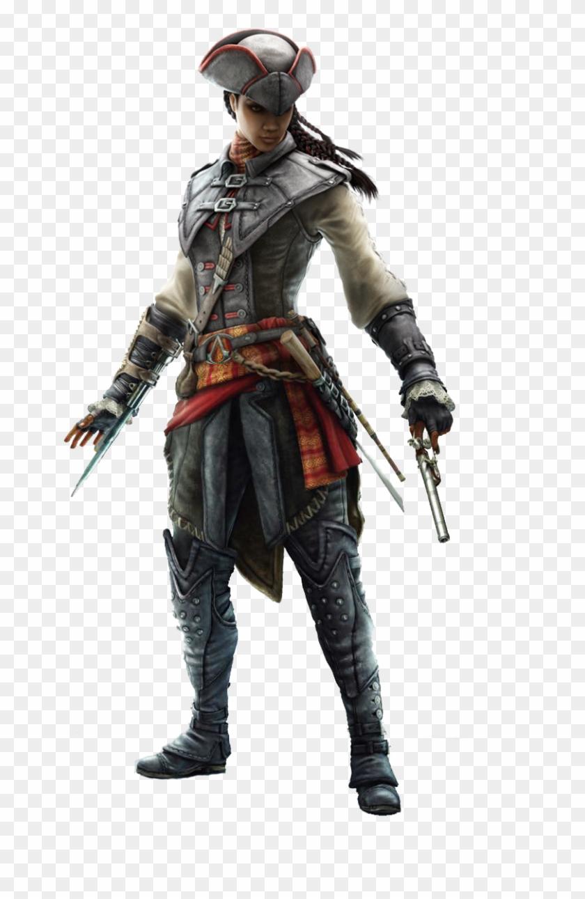 Assassin Png Assassin S Creed Liberation Character Transparent