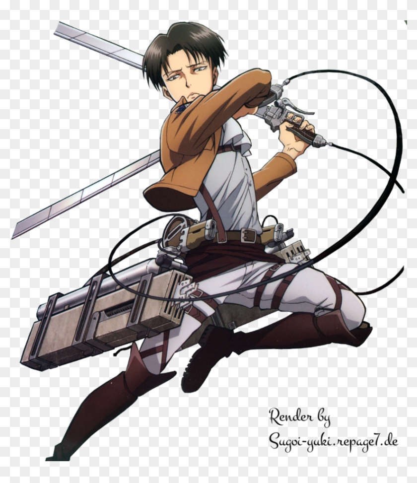 Attack On Titan Levi Png Transparent Png 853x936 233822 Pngfind