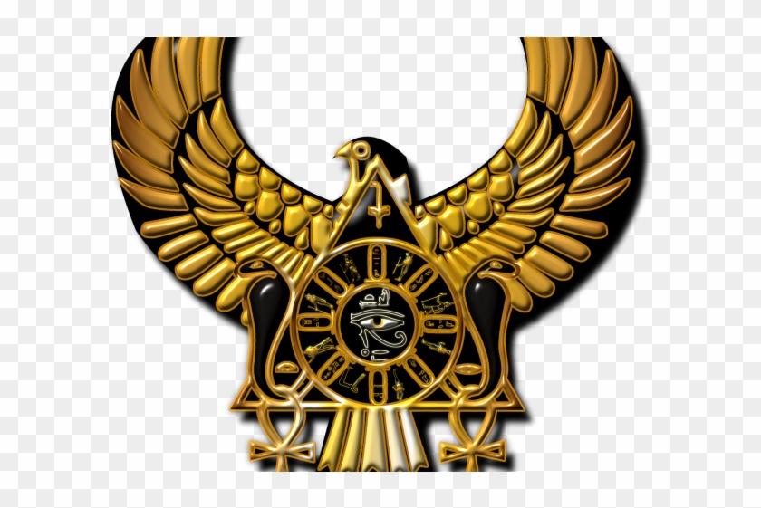 Ankh Clipart Egyption - Ancient Egypt Eagle Symbolism, HD ...