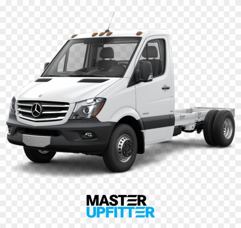 Sprinter Chassis - Mercedes Benz Sprinter, HD Png Download