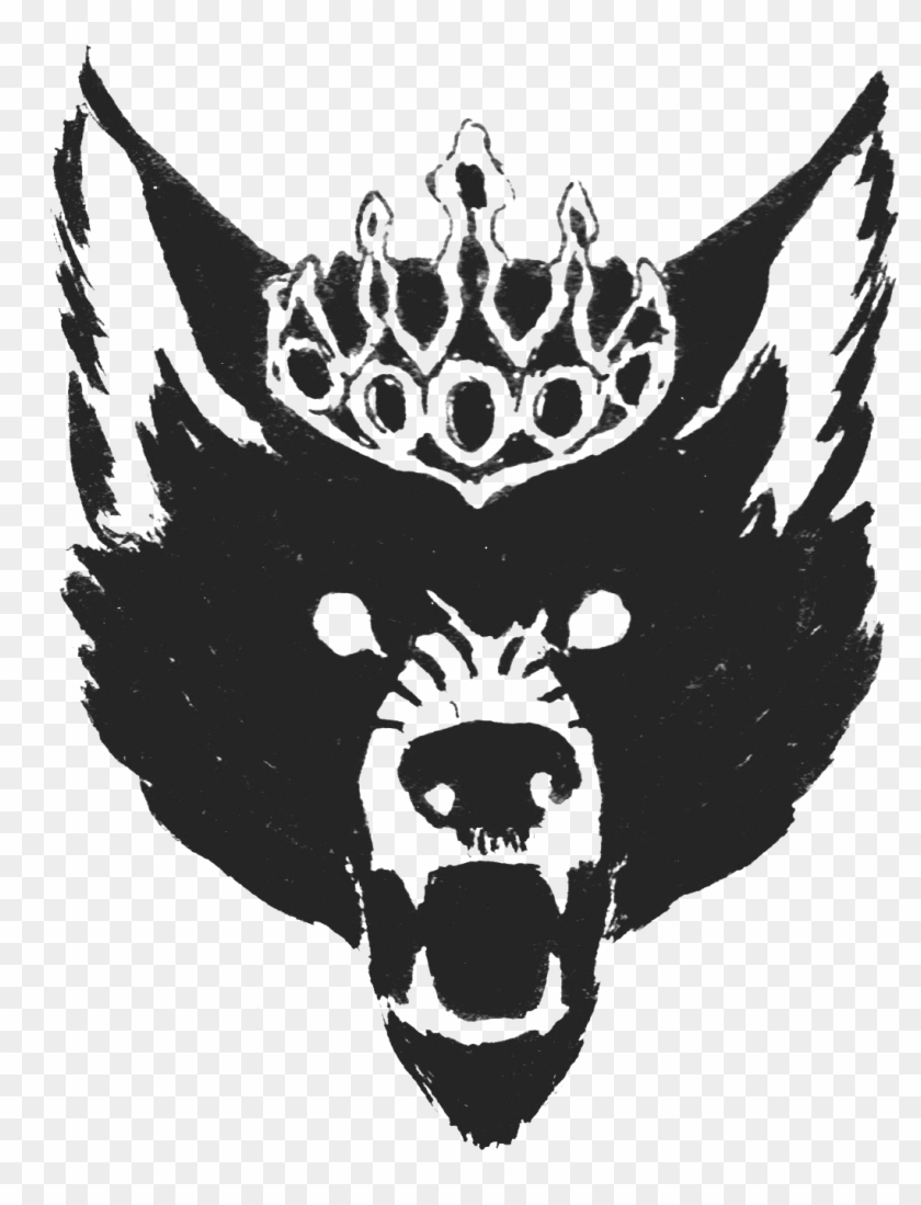 Icon Wolf King Transp - Wolf King Logo Png, Transparent Png