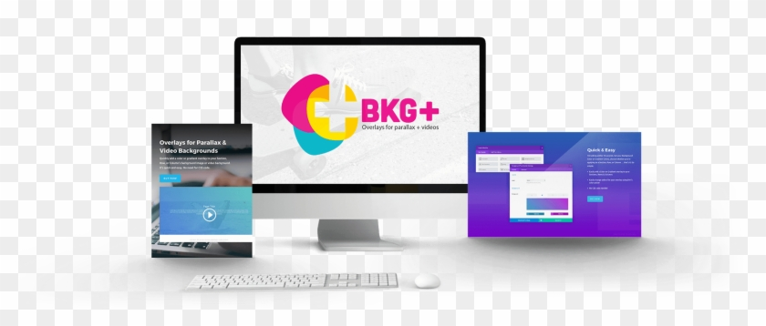 Divi Background Overlay Plugin - Online Advertising, HD Png