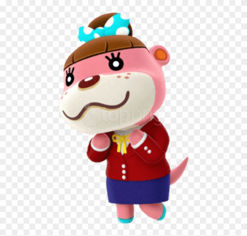 Free Png Download Animal Crossing Nuria Png Images Lottie Animal