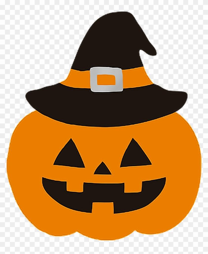 Halloween Cute Trickortreat Pumpkin Hat Colorful Jack O Lantern Hd Png Download 1024x1203 2345721 Pngfind