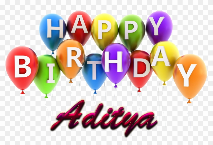 Happy Birthday Aditya Name Hd Png Download 1920x1200 2352720 Pngfind
