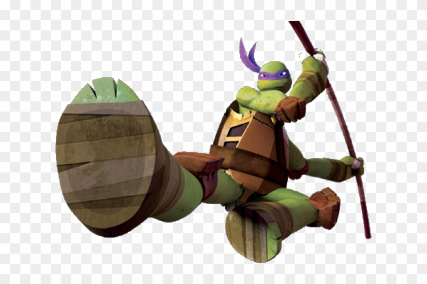 Tmnt 2012 Donatello Hd Png Download 640x480 2355251 Pngfind