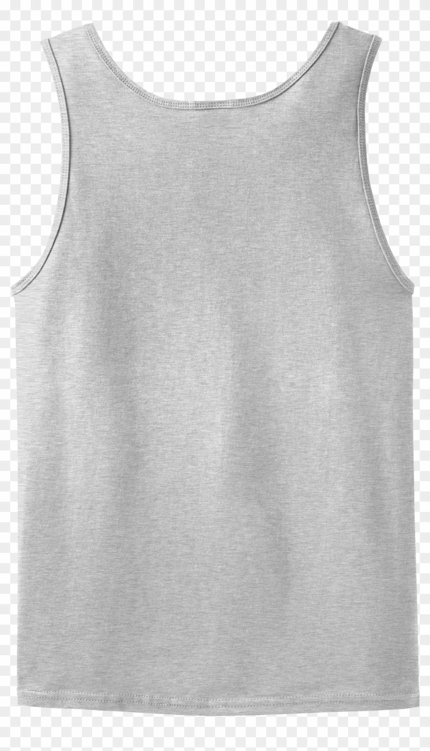 Verwonderend Ultra Cotton ® Unisex Tank Top - White Tank Top Transparent, HD XB-99