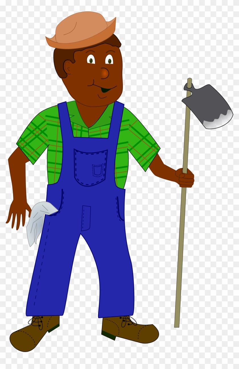 Farmer Png - Clipart - Uncle Clipart, Transparent Png ...