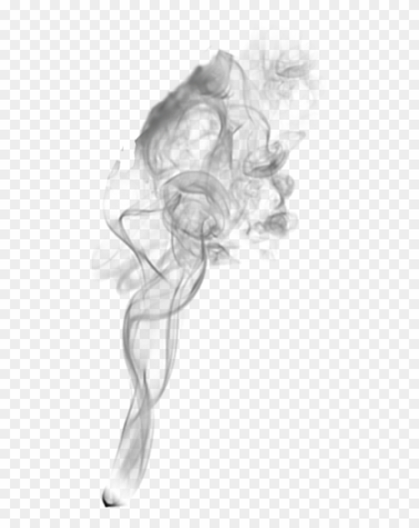 Smoke Effect Tumblr Ftestickers - Transparent Smoke Effect For