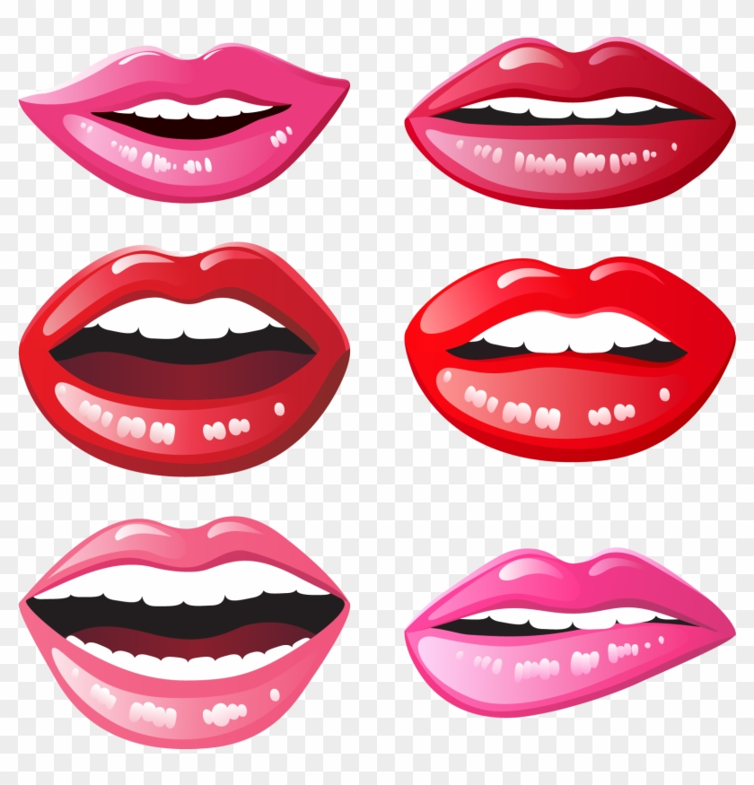 picture relating to Printable Lips known as Record - Booth Props Printable Lips, High definition Png Down load
