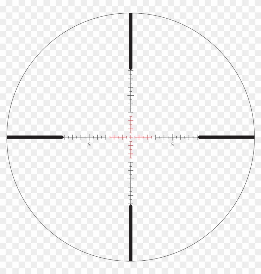 Vortex Optics Crossfire Ii 4 Ao , Png Download - Vortex Viper Pst